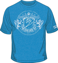 ROYAL B SEAL PREMIUM Turquoise T-shirt SKU # 0181-8802