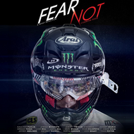 FEAR NOT DVD