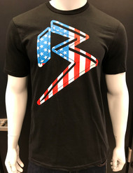 FREEDOM B - BLACK - RED/WHITE/BLUE