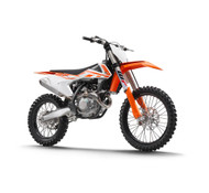 1:10 Scale KTM 450 SX-F 2018 Dirt Bike