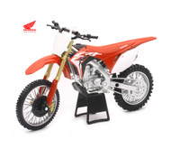 1:12 Scale Honda CRF450R Dirt Bike