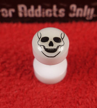 Glow In The Dark Reversible Skull Unplugs