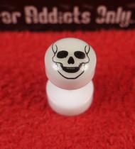 Glow In The Dark Reversible Skull Unplugs