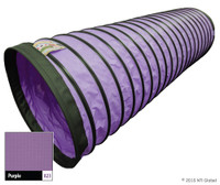 "In Stock 15'/4"" Standard Tunnel - PURPLE"