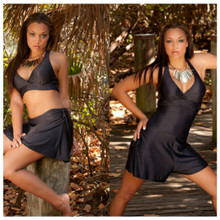 Perfect fit for women who prefer modest coverage. The most versatile bottom in swimwear.