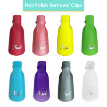 Nail Soak Cap Clips