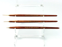 Fuji Striper Nail Art Brush - Sizes: (Short, Medium, Long)
