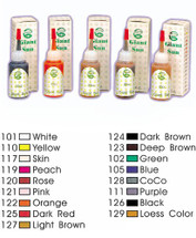 Giant Sun Pigment Colors 20cc