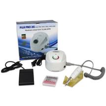 Fuji Pro 2G Nail Drill System Kit - Colors: (Blue, Pink, White)