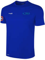 SJEB RUSH  BASICS TRAINING JERSEY -- ROYAL BLUE