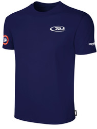 SJEB RUSH SHORT SLEEVE TEE SHIRT -- NAVY