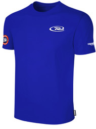 SJEB RUSH SHORT SLEEVE TEE SHIRT -- ROYAL BLUE