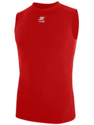 ADULT THERMADRY COMPRESSION SHORT -- RED