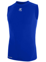ADULT THERMADRY COMPRESSION SHORT -- ROYAL BLUE