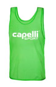 CLARKSTOWN CAPELLI SPORT PRACTICE PINNIE -- GREEN