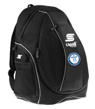 BACK PACK -- BLACK COMBO