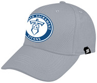 YOUTH  CS ONE BASEBALL CAP -- GREY