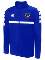 SPARROW TRAINING JACKET  -- ROYAL BLUE WHITE