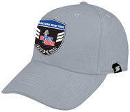 YOUTH CS ONE TEAM BASEBALL CAP -- LIGHT GREY