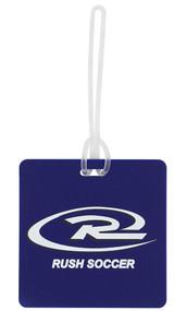 RUSH NEW MEXICO  BAG TAG  -- BLUE COMBO