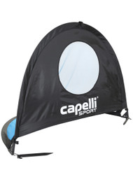 CAPELLI SPORT 6 FEET POP UP GOAL  --  PROMO  BLUE BLACK