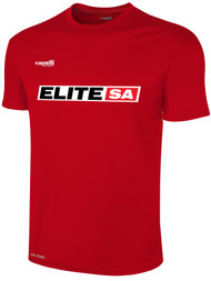 ELITE SA BASICS TRAINING JERSEY  -- RED