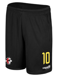 ELITE SA   HOME CS ONE MATCH SHORTS --  BLACK