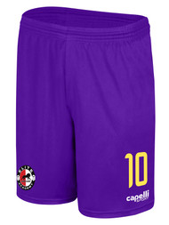 ELITE SA   ALTERNATE CS ONE MATCH SHORTS --  PURPLE