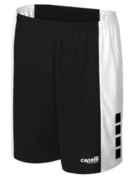 SACHEM GRIFFON MATCH SHORTS--  BLACK