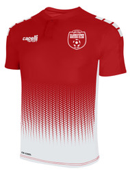 CLARKSTOWN  SOHO HOME JERSEY   -    RED WHITE