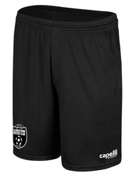 CLARKSTOWN  AWAY AND TRAINING SHORTS   --  BLACK