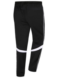 COLONIE SC  RAVEN  TRAINING PANTS -  BLACK  WHITE