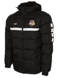 COLONIE SC  SPARROW WINTER   JACKET  -    BLACK  WHITE