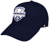 MERIDEN CS ONE TEAM BASEBALL CAP   --  NAVY