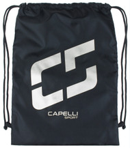 CAPELLI  SPORT PROMO SACK PACK -- BLACK SILVER METALLIC **** ITEM AVAILABLE 12/25
