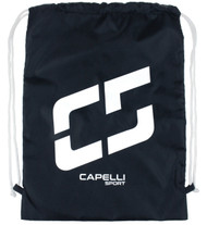 CAPELLI  SPORT  PROMO SACK PACK -- BLACK WHITE ****   ITEM AVAILABLE 12/25