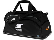 STARS PREMIER DUFFLE BAG --  BLACK