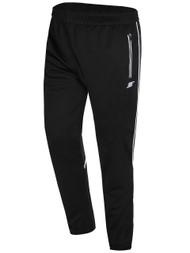 IRONDEQUOIT SC RAVEN TRAINING PANTS -- BLACK WHITE  ( $28- $32 )