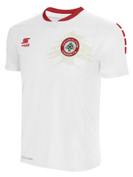 YOUTH LEBANON NATIONAL TEAM AWAY JERSEY --  WHITE RED