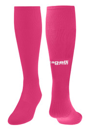 RUSH CANADA  CS ONE SOCCER SOCKS-- PINK COMBO
