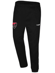 LOUDOUN  FLEECE SWEATPANTS  -- BLACK