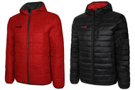 LOUDOUN REVERSIBLE LIGHT WEIGHT JACKET     --  RED BLACK
