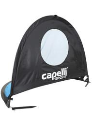 CAPELLI SPORT 6  FEET POP  UP  GOAL  --  PROMO  BLUE  BLACK