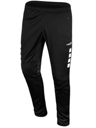 SACHEM  BASICS SPARROW TRAINING PANT W/ TEXT LOGO --   BLACK WHITE ($36 - $40)
