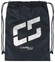 CAPELLI  SPORT  PROMO  SACK PACK  --   BLACK SILVER METALLIC