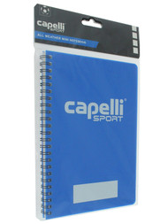 SACHEM SC CS MINI SOCCER NOTEBOOK  -- PROMO BLUE WHITE