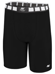 SACHEM CS COOL COMPRESSION SHORTS  --  BLACK    $16 - $18