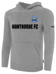 HAWTHORNE FC BASICS SHORT SLEEVE --  LIGHT HEATHER GREY
