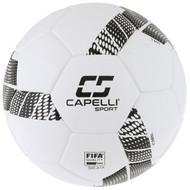 ELITE SA TRIBECA PRO ELITE- FIFA QUALITY PRO-THERMAL BONDED  SOCCER BALL  W/ 32 PANEL CONSTRUCTION-- WHITE BLACK