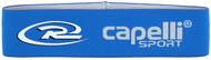 PUEBLO WEST RUSH WIDE ELASTIC HEADWRAP -- BLUE